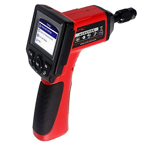 Autel MV400-5.5 MaxiVideo Digital Inspection Camera with 5.5mm Camera ()
