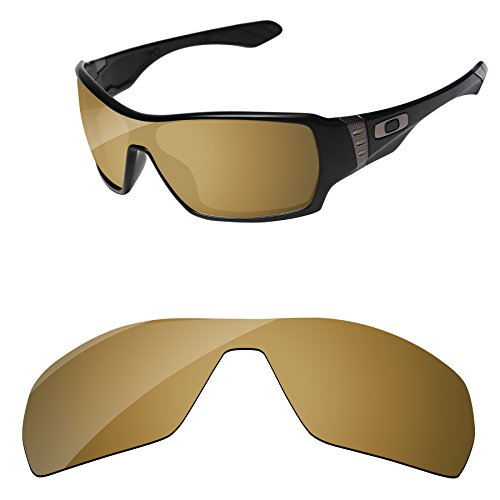PapaViva Replacement Lenses for Oakley Offshoot Bronze for sale  Delivered anywhere in Canada
