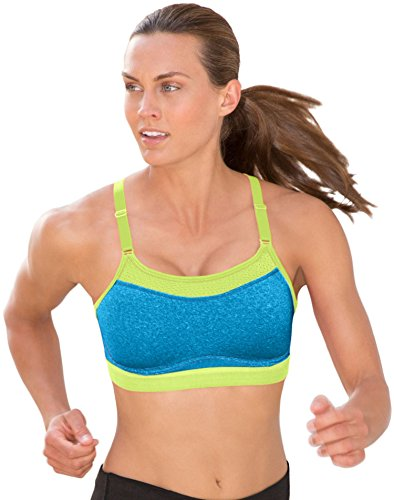 champion-womens-the-show-off-sports-bra-underwater-blue-heather-highlighter-yellow-small
