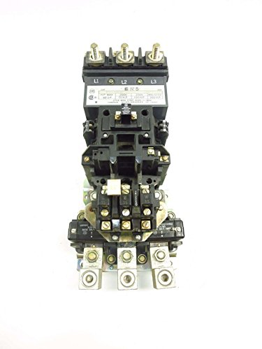 ALLEN BRADLEY 509-FOD 115-120V-AC 200HP 270A AMP SIZE 5 MOTOR STARTER D521868 ()