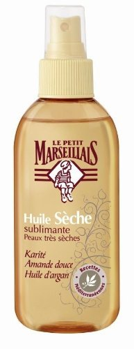 Le Petit Marseillais Body Oil for Very Dry Skin. Made in France.150ml (4.22fl.oz)