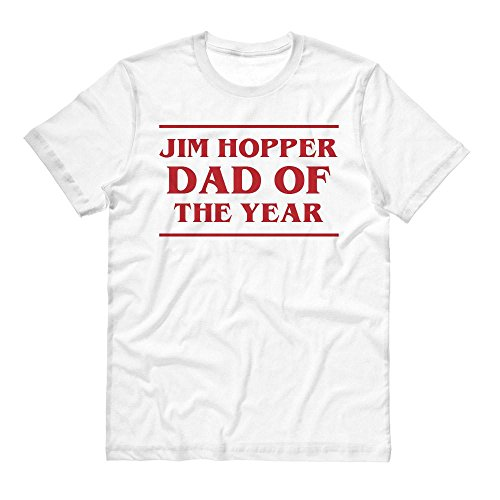TeesAndTankYou Jim Hopper doty Shirt Unisex Medium - Steves Jim And