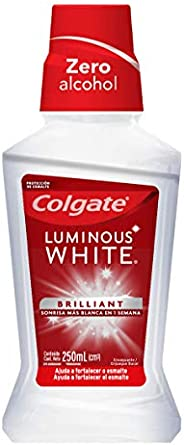 Enxaguatório Antisséptico 250Ml Luminous White Xd Unit, Colgate