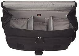Lowepro Event Messenger 250 Pro DSLR Camera Shoulder Bag - Lightweight Cross Body Camera Bag For Compact, DSLR, or Mirrorless