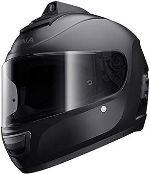 SENA Momentum Pro Dual Bluetooth Camera Helmet 2XL Matte Black
