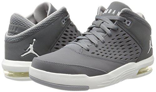 Uomo 4 wolf Jordan Flight Scarpe Origin White cool summit Da Grey Grigio Grey Basket Nike OxS0tncS