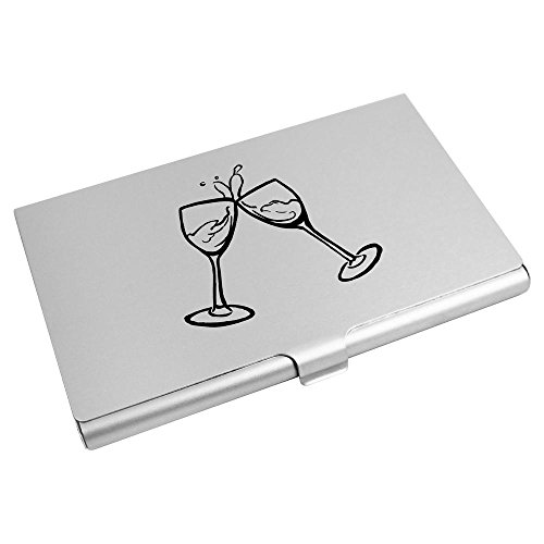 Credit CH00004497 Holder Business Wallet Card Glasses' Card 'Wine Azeeda wqfPH6n