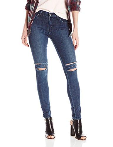 James Jeans Women's James Twiggy 5-Pocket Legging Jean in Casanova, 27