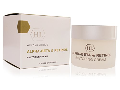 Price comparison product image Holy Land Cosmetics Alpha Beta Retinol Restoring Cream 50ml