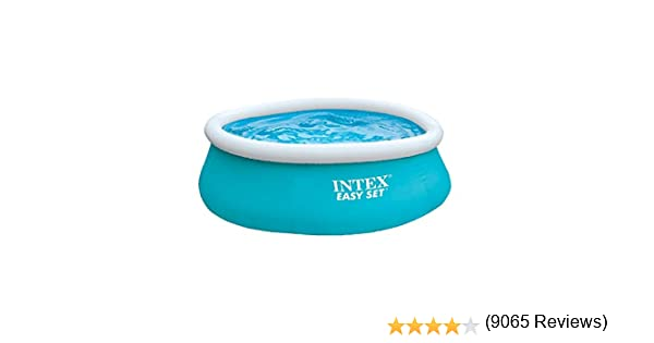 Intex 28101NP Easy Set - Piscina hinchable, 183 x 51 cm, 880 ...
