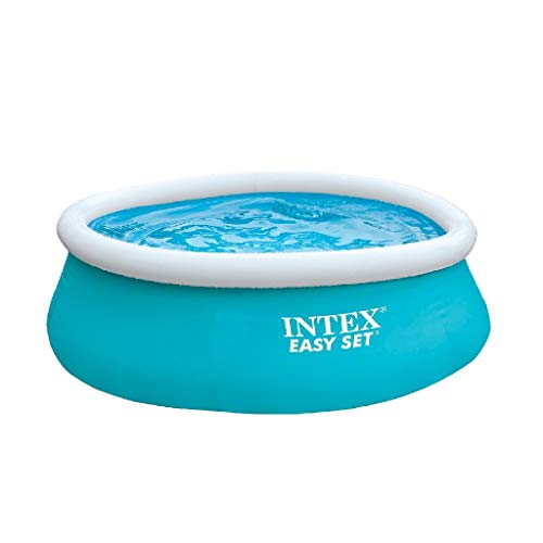 Intex 28101NP Easy Set – Piscina hinchable, 183 x 51 cm, 880 litros