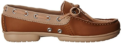 Crocs Tumbleweed Wrap ColorLite Loafer Hazelnut Women's gqS1rXwPg