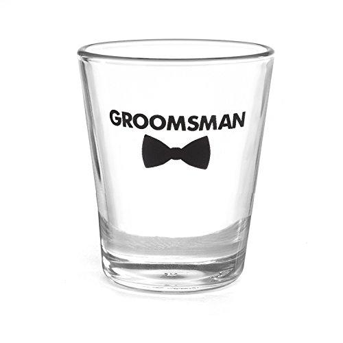 Hortense B. Hewitt Bow Tie Wedding Party Groomsman Shot -