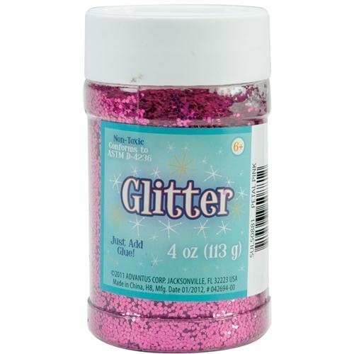 sulyn-4-oz-glitter-jar-petal-pink