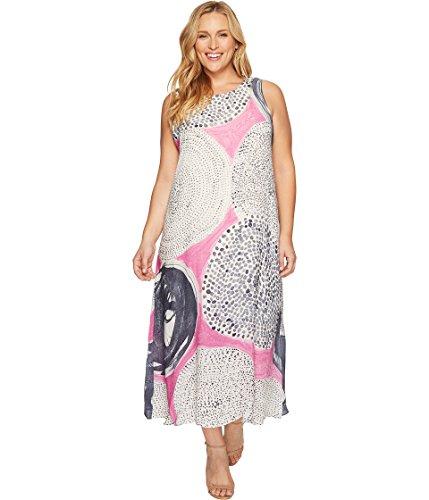 岸犯罪クリック[ニックゾー] NIC+ZOE レディース Plus Size Sungrove Dress ドレス [並行輸入品]