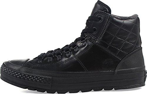 Converse - Chuck Taylor All Star Straße Wanderer Hallo Top-Schuhe Black/Black/Black