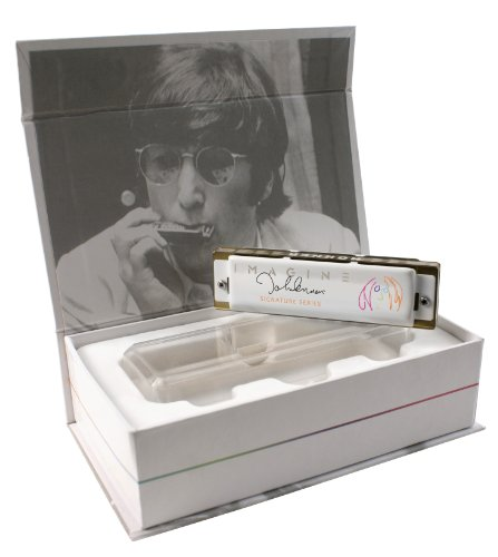 Hohner John Lennon Signature Series Harmonica by HOHNER