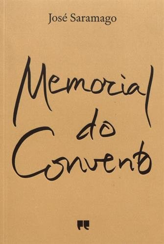 livro memorial do convento