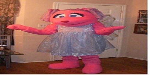 Abby Cadabby Mascot Costume (Mascot Costume Rentals)