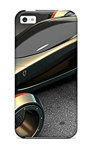 For Iphone 5c Tpu Phone Case Cover(ferarri Vehicles Cars Other)