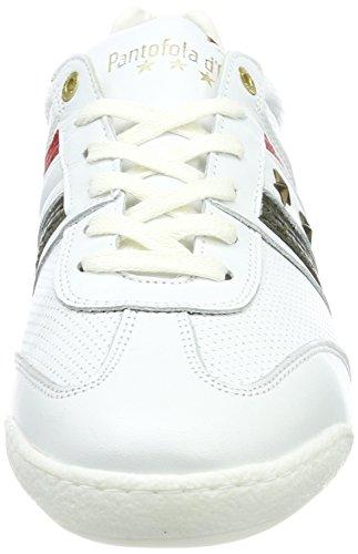 Bright Low Pantofola Sneaker White Uomo d'Oro Imola Romagna Bianco npn0aFOqT