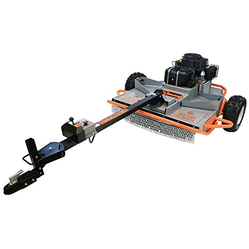"""46"""" Rough Cut Mower with 20 hp Dht Engine - Dirty Hand Tools 106922"""