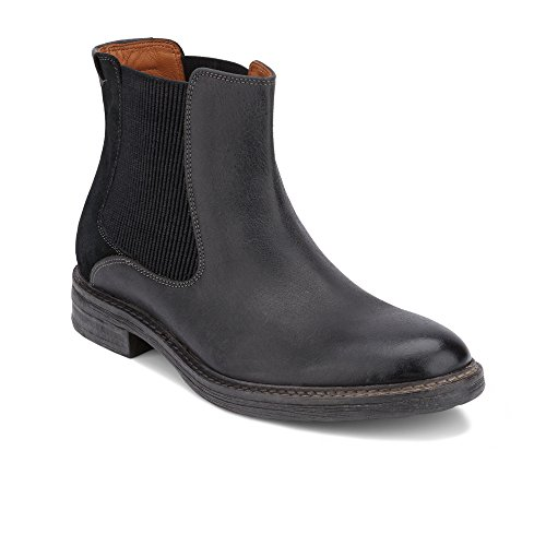Lucky Brand 11-520324 Men's Hutchins Boot, Black - 9.5 D(M) US by Lucky Brand