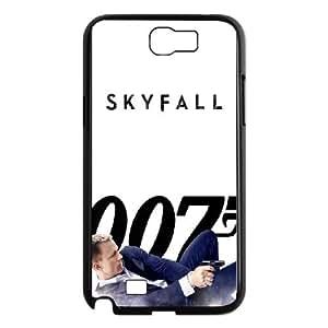 Samsung Galaxy N2 7100 Cell Phone Case Black James Bond Skyfall X3Z4IJ
