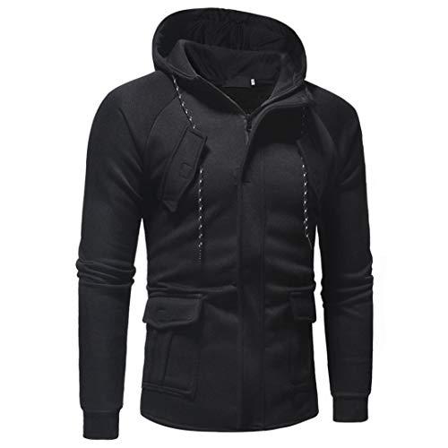Capuche Shirt Homme Aimee7 Blouse T À Noir Manteaux Sweat Outwear Manteau wIw6qZRWz