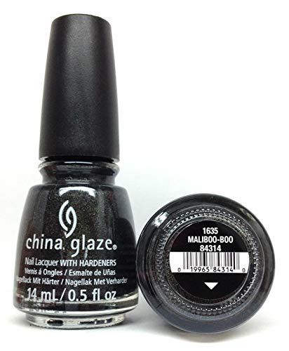 Paint It Black Halloween Nail Polish Maliboo-boo -