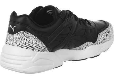 Snow Puma SCHWARZ chaussures Splatter R698 Pack Sq4RYw