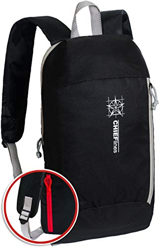 b2d7482e9f63 Details about Chieflines Small Backpack 10L Outdoor Lightweight Hiking  Daypack Mini Bookbag...