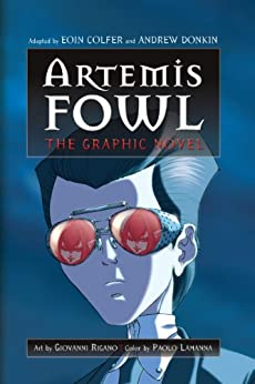 Artemis Fowl Graphic Novel Novels ebook