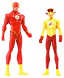 kid flash - DC Universe Young Justice Flash And Kid Flash Figure 2-Pack