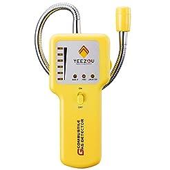 Techamor Y201 Portable Methane Propane C...