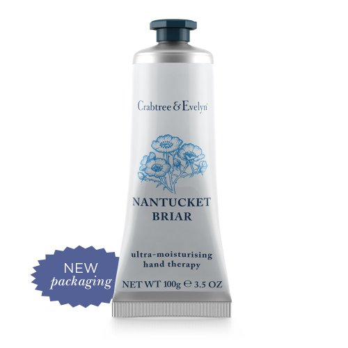 Crabtree & Evelyn Ultra Moisturising Hand Therapy Nantucket Briar, 3.5 Oz