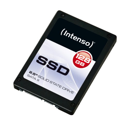 Intenso – Disco duro interno SSD (6,4 cm/2,5″), SATA III), color negro
