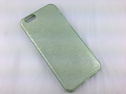 Monkey Cases® iPhone 6 - 4,7 Zoll - Brushed TPU Case for iPhone 6 - Silikon - GRÜN - Handyhülle - ORIGINAL - NEU/OVP - GREEN