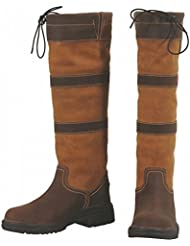 TuffRider Mens Lexington Waterproof Tall Boots