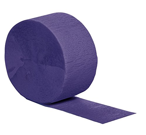 crepe paper streamer roll - 2