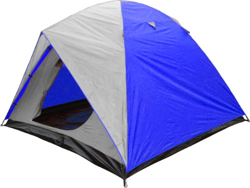 4 Person Dome Tent (8'x8'x5'5″), Outdoor Stuffs