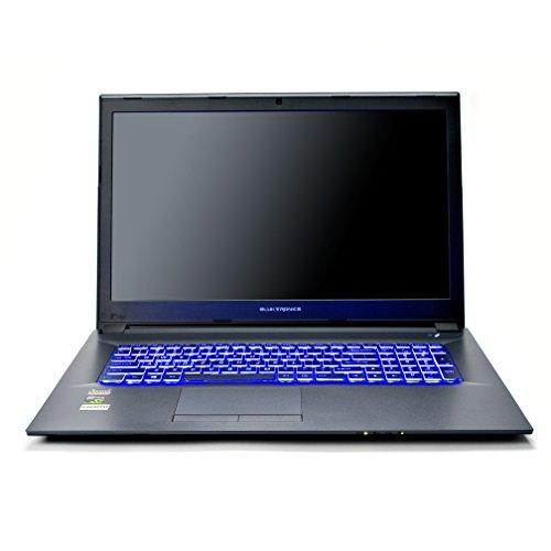Price comparison product image Eluktronics N870HP6 Pro Gaming Laptop - Intel Core i7-7700HQ Quad Core Windows 10 Home 6GB GDDR5 NVIDIA GeForce GTX 1060 17.3 Full HD IPS Display 256GB Performance SSD + 8GB DDR4 RAM