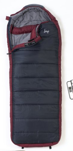 Slumberjack Esplanade 0 Degree Synthetic Sleeping Bag, Outdoor Stuffs