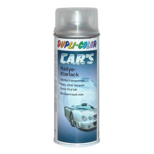 Duplicolor 385858 Spray CAR'S Rallye Vernis, 400 ml MOTIP-DUPLI GmbH