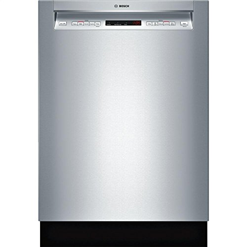 Bosch SHE65T55UC Dishwasher Protection Temperature