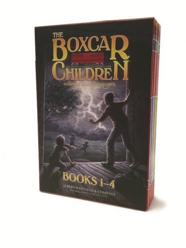 Boxcar Boxed Set #1 (books #1-#4)