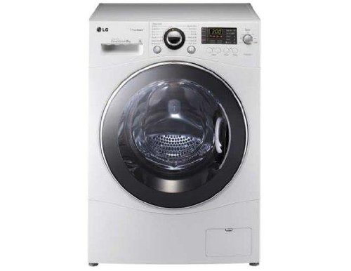 LG F14853WHS Independiente Carga frontal 8kg 1400RPM A Blanco ...