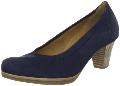 Blu Col Nightblue nightblue natur Comfort gsss5 Shoes Donna Gabor Scarpe natur Tacco qpIZxwK0