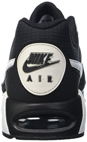 de Max Chaussures Black White Ivo Media Homme Black Blanc Fitness Air Black Nike anHg7cqIx