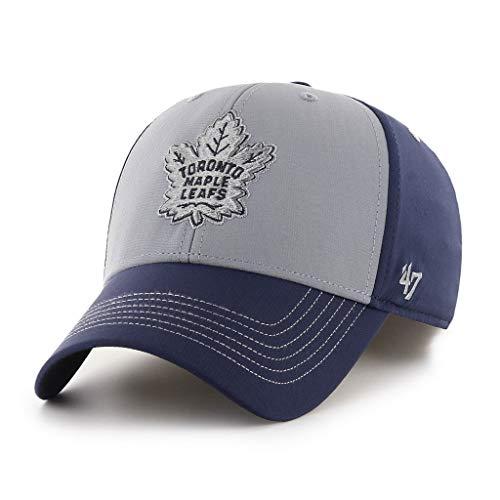 5bd4c25ffdddf5 Toronto Maple Leafs Radial MVP Adjustable Hat - Size One Size